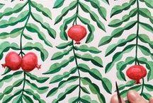 Art Watercolor Kirsten Sevig