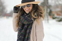 {Winter Fashion Trends } / by Tiffany Norlock Mohazzabi