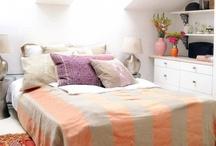 Bedrooms / Chambres / by L'atelier Azimuté