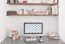 Workspace / Espace de travail / by L'atelier Azimuté