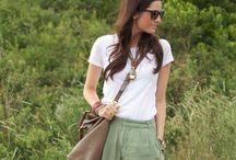 {Spring Fashion Trends} / by Tiffany Norlock Mohazzabi