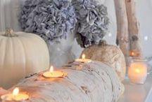 {Modern Autumn Decor} / by Tiffany Norlock Mohazzabi