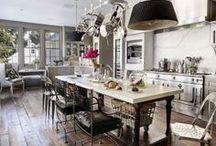 Kitchens / by Monica L. Shulman