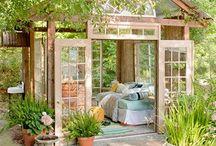 Outdoors, Backyard / by Krista Koenig
