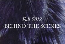 Fall 2012: Behind The Scenes /  by The Glamourai and Keiko Lynn / by Elie Tahari