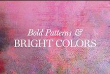 Bold Patterns & Bright Colors / by Elie Tahari