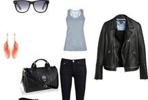 Wardrobe - essentials & wishlist / by L'atelier Azimuté