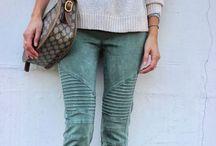 {Fall Fashion Trends} / by Tiffany Norlock Mohazzabi
