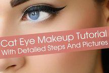 {Makeup} / by Tiffany Norlock Mohazzabi