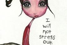 Mood & self esteem / humeur & estime de soi