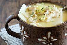 Soups & Stews / by Krista Koenig