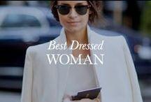 Best Dressed Woman /   / by Elie Tahari