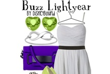 Disney Inspired Fashion / Disney character inspired outfits! So cool! Want them all!