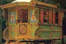 "Palace on Wheels / (or maybe a ""shop on wheels""?)"