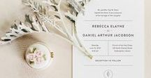 Design | Invitations & Stationery