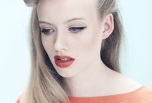 Hair of Sensational style / Styles, cuts and colors. Charming looks for the modern beauty.