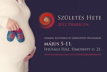 Kiállításom - Születés Hete 2012 / My very first exhibition