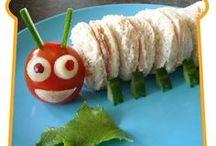 Kids food / by Jessica Fretwell