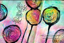 i art journal / by CeeCee's Creations