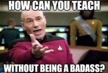 Bad Ass Teachers / Educators taking back education! / by Renee Wiley