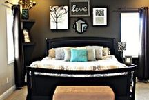 Bedroom Ideas / by Jessica Fretwell