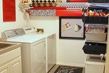 Laundry Room Ideas / by Jessica Fretwell