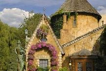 """La Tourelle"" / Dreaming of a French-styled cottage / B&B near the ocean..."