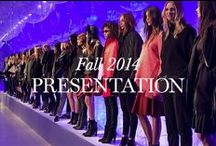 Fall 2014 Presentation / Behind the scenes at the Elie Tahari Fall 2014 Presentation / by Elie Tahari