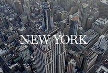 New York / by Elie Tahari