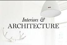 Interiors & Architecture  / by Elie Tahari