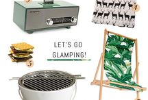 {Camping & Glamping} / Modern camping with style / by Tiffany Norlock Mohazzabi