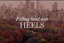 Falling Head Over Heels / by Elie Tahari