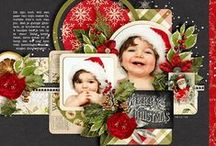 Scrapbook Pages / Memories and Decoration Art