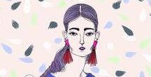Art & Illustration | Fashion