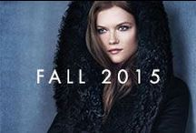 Fall 2015 / Discover Fall 2015, the Urban Forest.  / by Elie Tahari