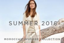 Moroccan inspired collection SUMMER 2016 / Artisanal details from the heart of the Moroccan desert.  / by Elie Tahari