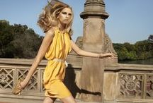 Campaigns / Capturing Elie Tahari's style through the ages.