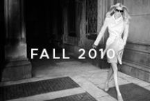Fall 2010 / by Elie Tahari