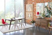 Nórdico - escandinavo / Muebles de estilo nórdico-escandinavo que aportarán un toque fresco y actual a la decoración de tu hogar