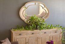 Espejos / Espejos de pared o de pie para decorar el hogar con estilo, elegancia y personalidad.