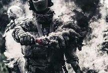 Airsoft & Soldier stuff