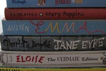 Books Read/To Read / my favorites, plus the growing list of what's next / by Christy Drake