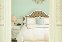 Bedrooms / Bedroom Ideas | Interior Design | Bedding + Decor / by Michelle Jennings Wiebe