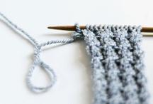 KNIT IT! / Things to knit! / by Iris.