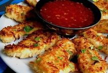 Food ~ Savory Meals / Savory foods to try at home