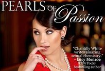**CW Fiction Books ~ Pearls of Passion / Fiction (romance): Images that represent my vision of Pearls of Passion