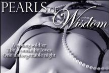 **CW Fiction Books ~ Pearls of Wisdom / Fiction (romance): Images that evoke scenes/characters/themes from Pearls of Wisdom