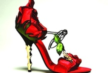 *Chantilly Style: Sinfully Sexy Stilettos / Because shoes need their own beautiful board...