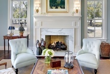 Fireplaces / Cool Fireplaces | Mantel Ideas | Home Design