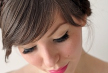 Make Up & Kiss  / Make-up tips, ideas and inspiration for glam events to everyday life. / by Jamie Brown